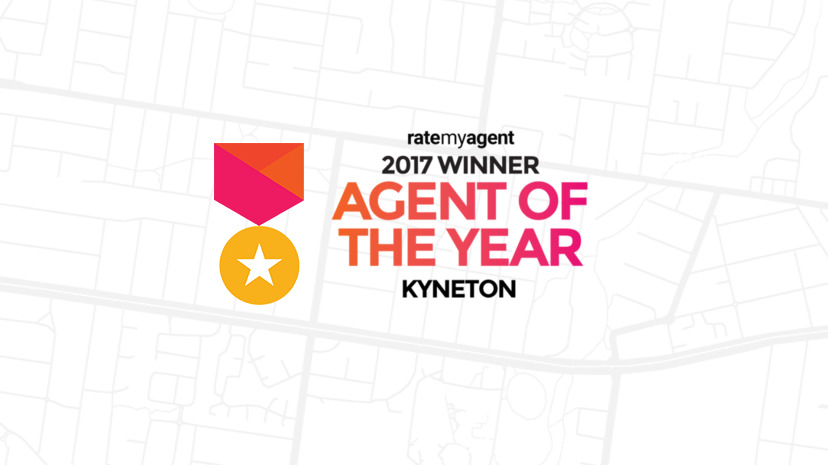 WINNER – Agent of the Year 2017