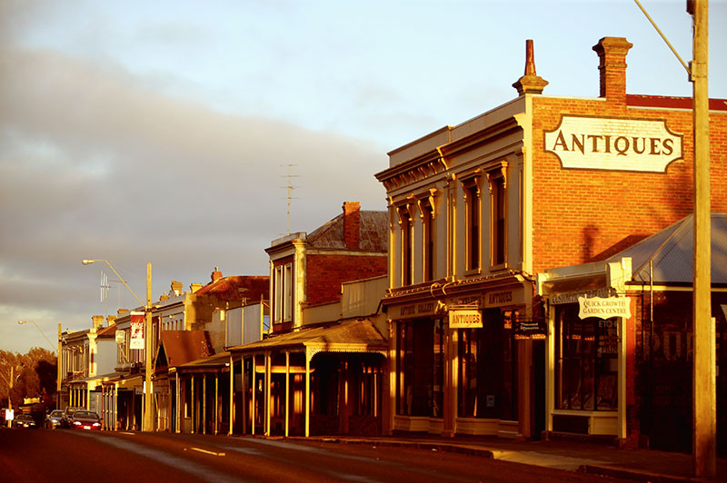 Why people love to live in Kyneton