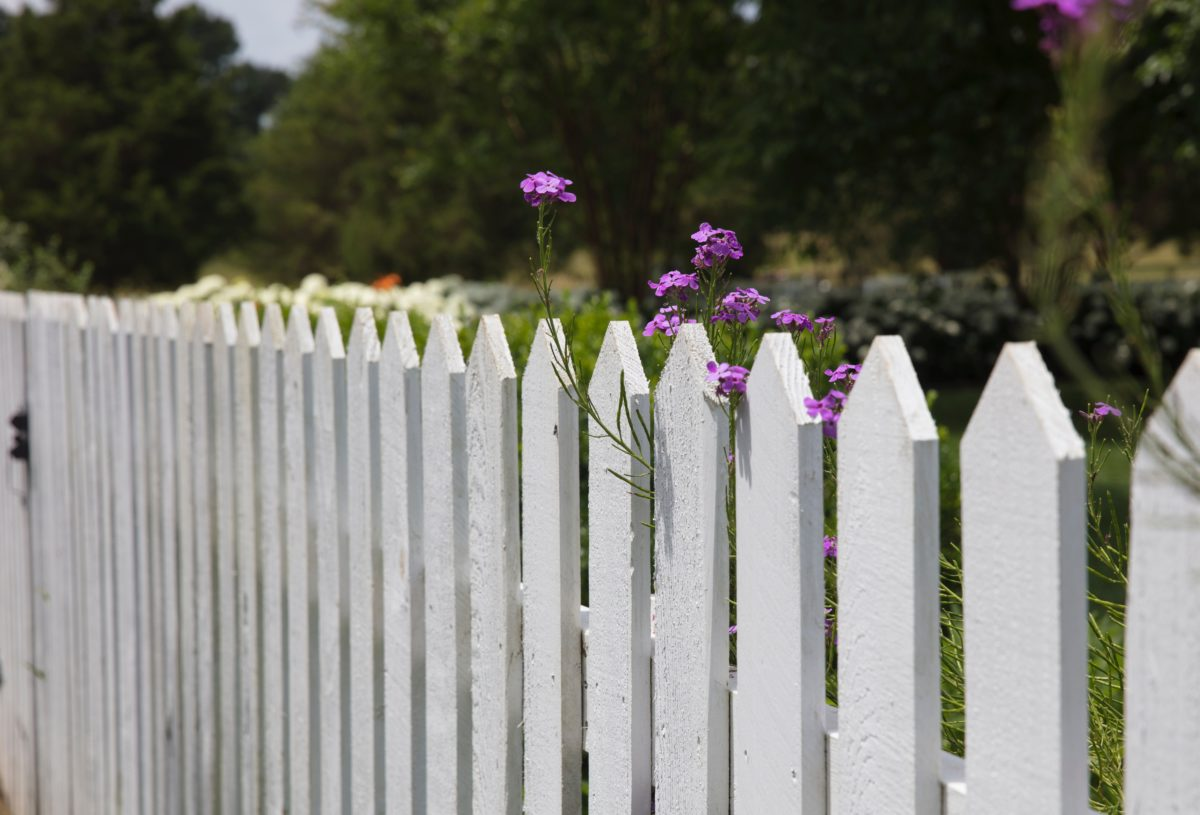 A Fence is not just a fence