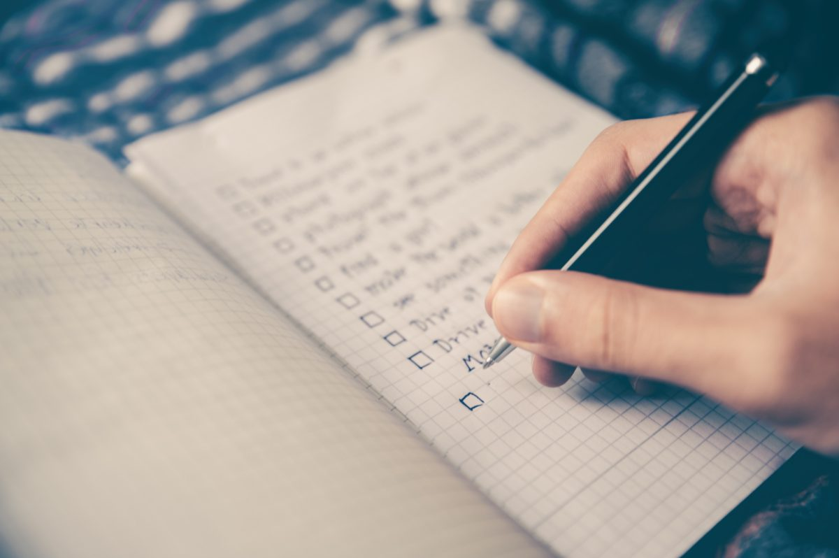 The Checklist for Evaluating a Home