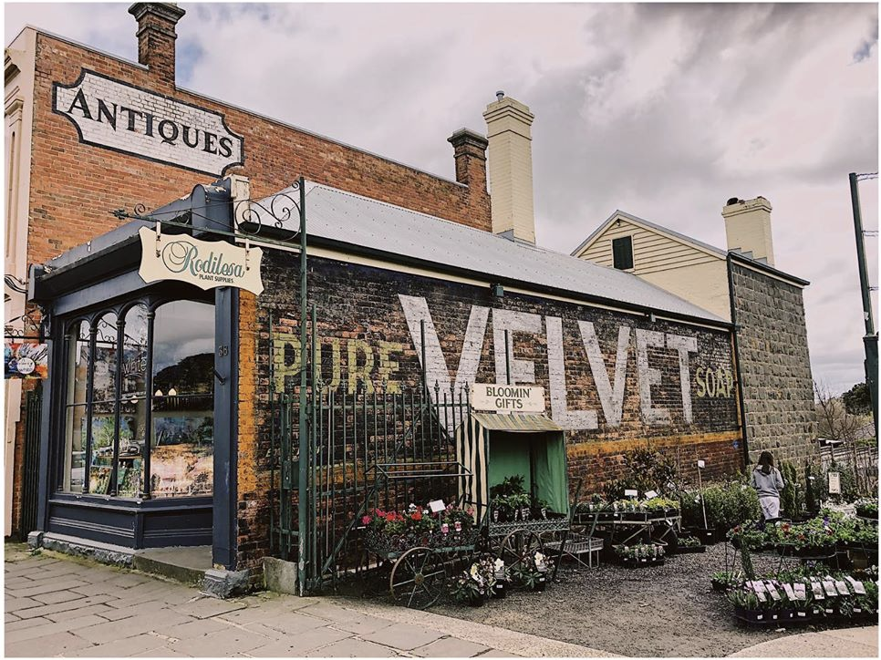 Why is the Kyneton market so strong?